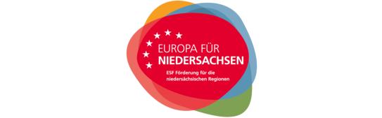 Logo Europa für Niedersachsen
