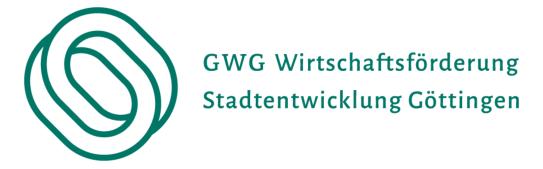 Logo GWG Wirtschaftsförderung Stadtentwicklung Göttingen